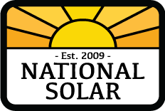 National Solar USA Logo